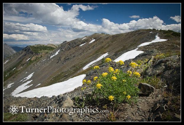 Slate Peak Ridge