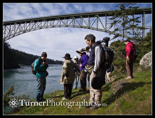 Deception Pass Field Trip